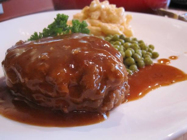 Salisbury Steak | Skinnys Love to Cook